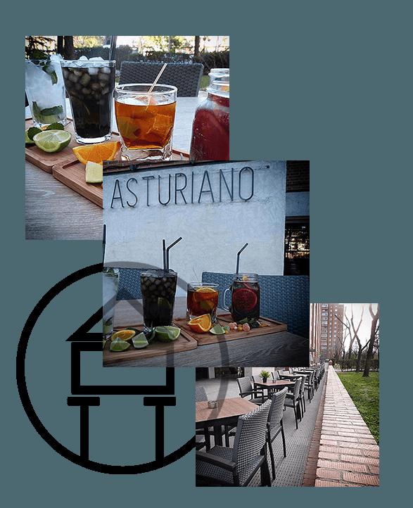 reserva en el asturiano restaurante